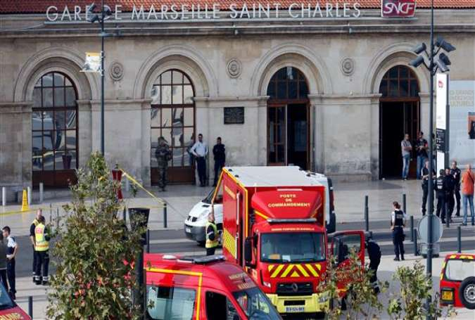 Two killed in suspected terrorist attack in southern France