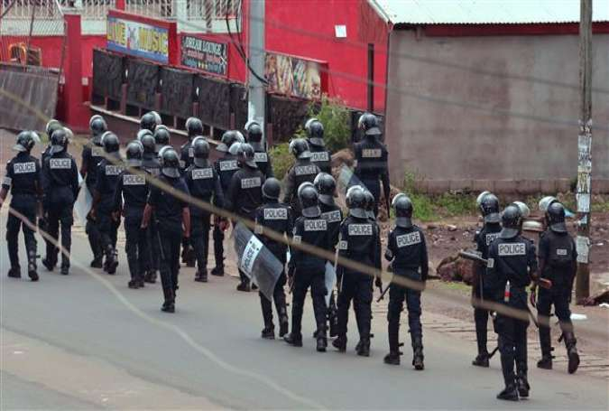 7 shot dead as Cameroon Anglophone protest for independence