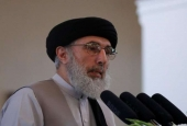 Hekmatyar against Closure of Taliban Office in Qatar
