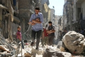 Syria Urges UNSC to Stop US-Led Coalition Crimes against Civilians