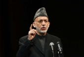 US Strategy Aims to Prolong Afghan War: Ex-President Karzai