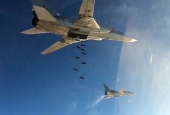 Russian Warplanes Kill ISIS Commanders, Dozens of Terrorists Inside Syria