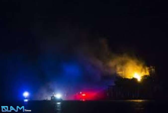 1 missing, 7 injured after oil platform explodes in Louisiana