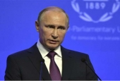 Putin Slams 'Ill-considered Foreign Interference' in West Asia