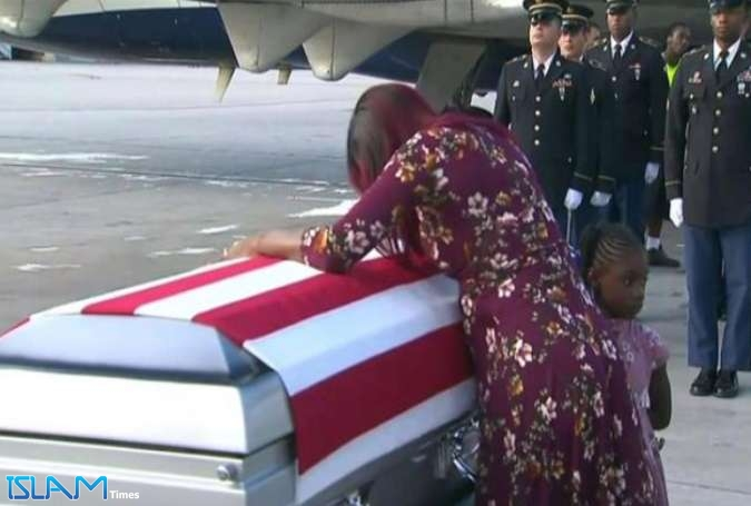 Trump makes insensitive remarks to widow of slain US soldier