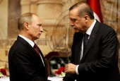 Putin, Erdogan discuss Syria in phone call