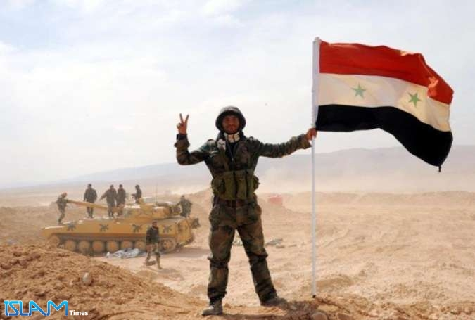 Syrian Army Liberates Mainly-Christian Town of Qaryatayn from ISIS