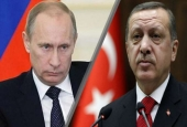 Erdogan, Putin discuss Syria over phone