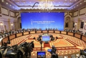 Turkey says Russia has postponed Syria peace conference