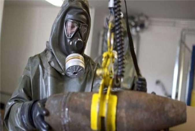 Syrian Army Finds Chemical Agents in Terrorists