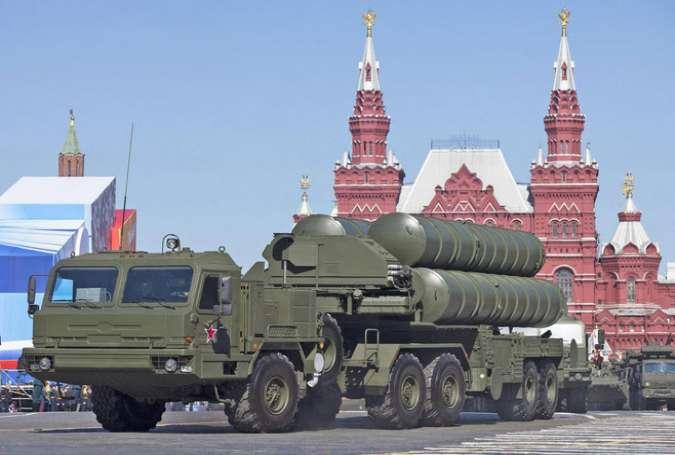 آنکارا: قرارداد خرید سامانههای S-400 از روسیه تکمیل شده است