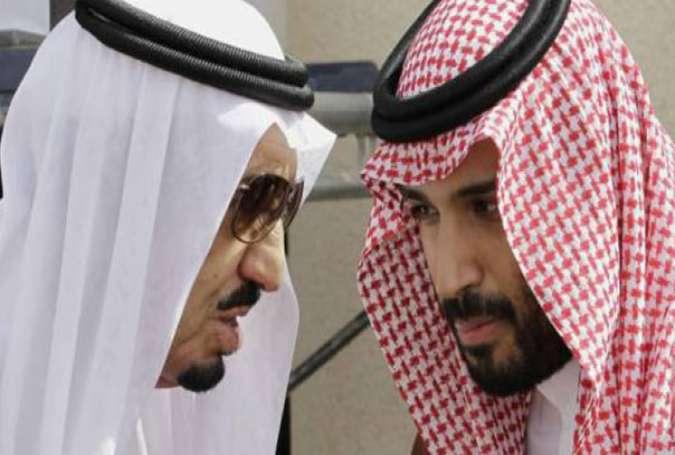 ملک سلمان در هفته ی جاری به نفع پسرش از پادشاهی کنار می رود!