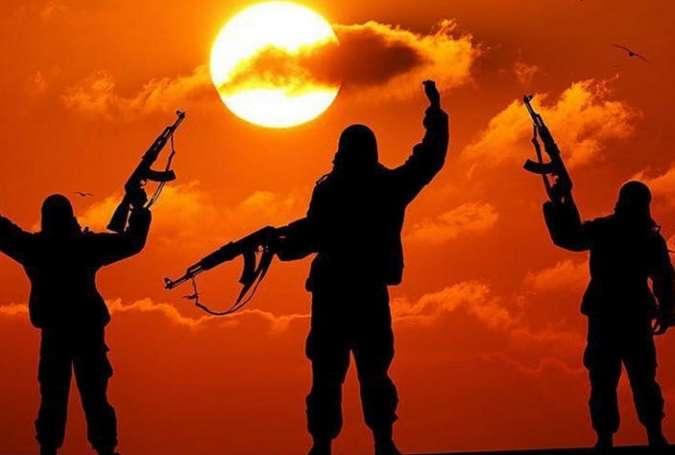 توافق مخفی داعش و ائتلاف آمریکایی برای خروج صدها تروریست از «رقه»