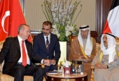 Turkish President Visiting Qatar after Kuwait with Regional Crisis on Agenda