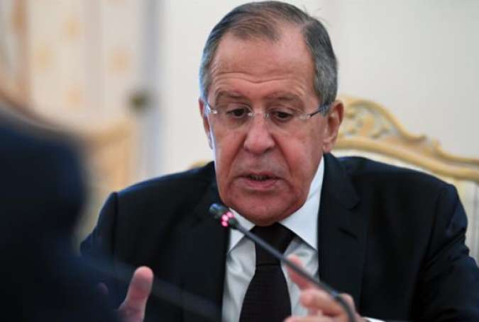 Presence of Iranian military advisors in Syria legitimate: Lavrov