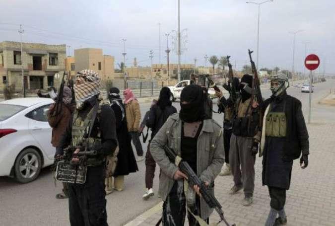 دو راهی امریکا در سوریه با پایان داعش
