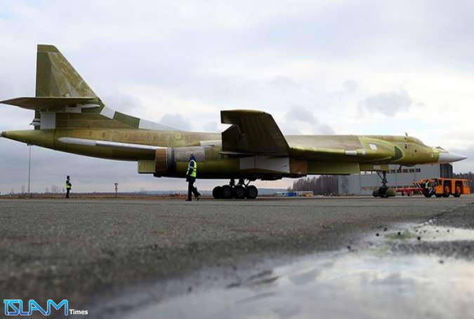 Russia's New Tu-160, World's Largest Operational Bomber, Test Flight in February
