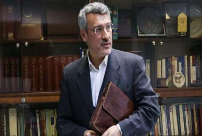 Hamid Baidinejad, Iranian Ambassador to the UK.jpg