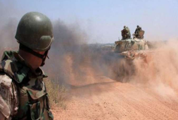Syrian Army Retakes More Areas in Hama, ISIS Routed from Al-Bukamal