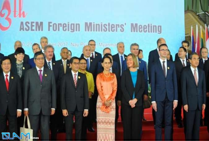 Asian, European FMs voice strong support for Iran nuclear deal
