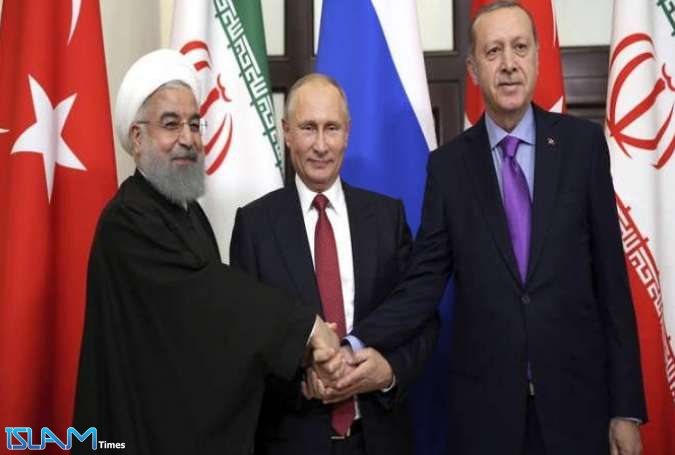 Syria Future High on Tripartite Sochi Meeting's Agenda