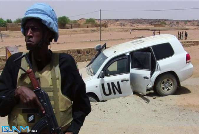 Three UN peacekeepers, soldier killed in Mali