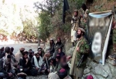 Daesh Takfiri terrorists in an undisclosed location in Afghanistan.jpg