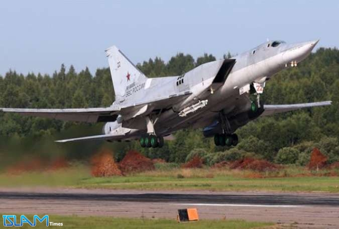 Russian strategic bombers strike Takfiri targets in northeastern Syria