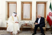 Top Qatari Minister in Iran Seeking Improved Ties to Counter Saudi-Led Blockade