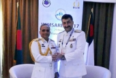 Iran, Bangladesh navy delegation discuss bilateral matters