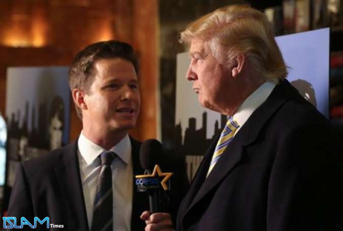 Access Hollywood host says Trump's 2005 video is not fake