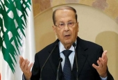 Lebanese President Stresses Hezbollah Role in Fight against Terrorism