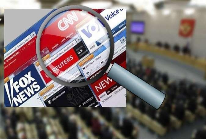 تشدید جنگ رسانه ای بین مسکو و واشنگتن