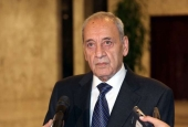 Nabih Berri, Lebanese Speaker of the House.jpg