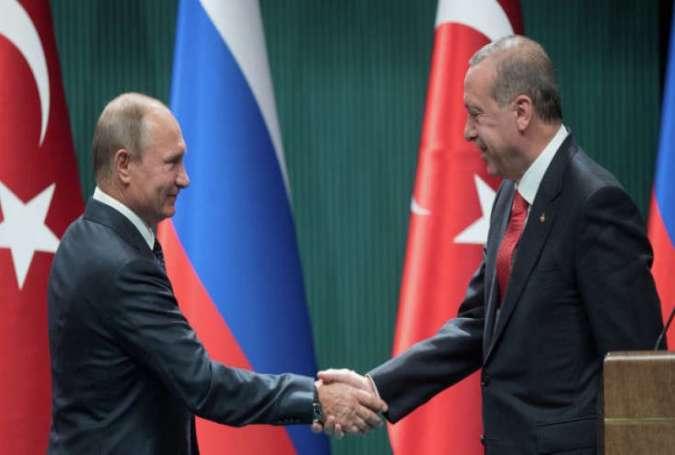پوتین به زودی به ترکیه می رود