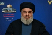 "Hezbollah Chief Dismisses US Decision on Quds as ""Insult to Muslims"""