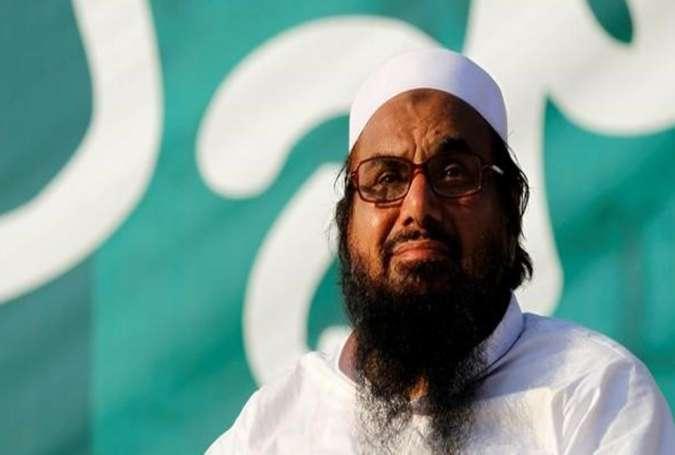 مسلم ممالک کے حکمران امریکہ سے سفارتی رابطے ختم کریں، حافظ سعید