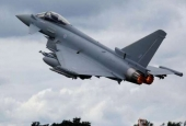 BAE Eurofighter Typhoon fighter