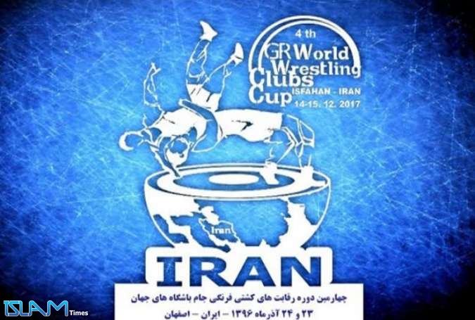 10 countries to attend Greco-Roman World Wrestling Clubs Cup in Iran
