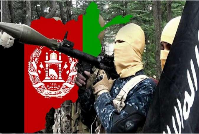 پیدا و پنهان داعش در افغانستان