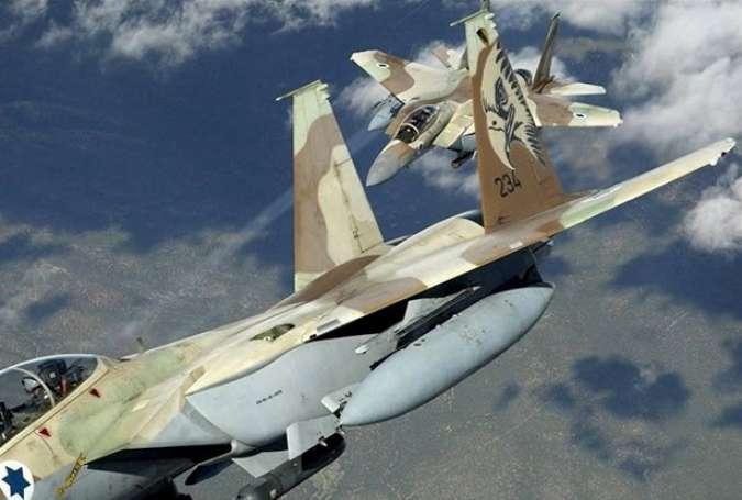 حمله دوباره جنگندههای رژیم صهیونیستی به غزه