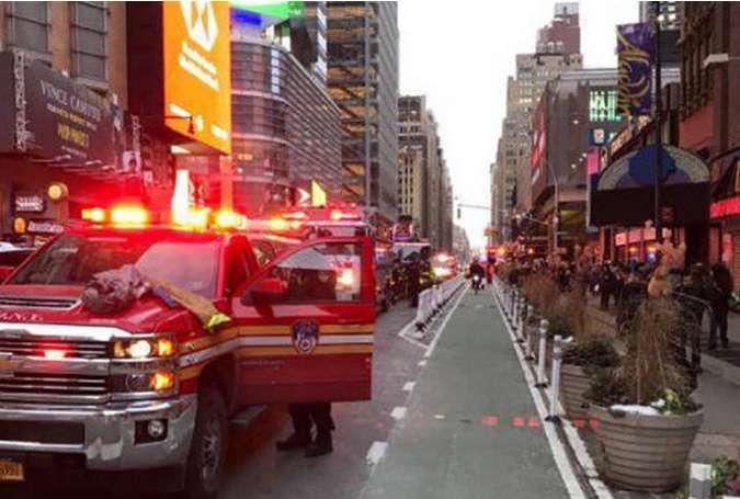 انفجار تروریستی منهتن و پس لرزه های بزرگتر از حادثه