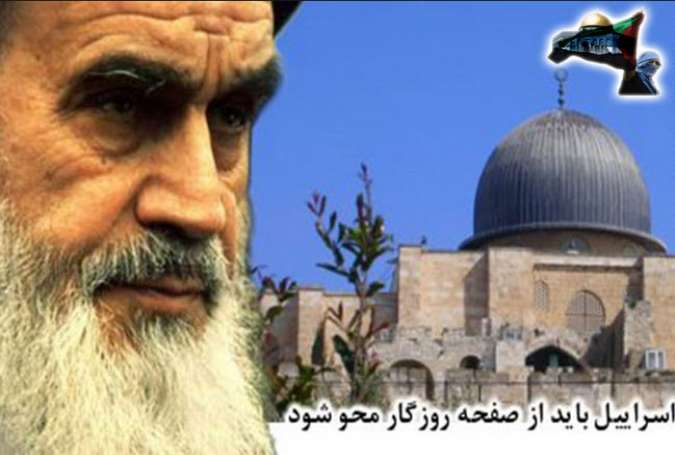 تا مسلمین قیام نکنند، غده سرطانی اسرائیل اخراج نخواهد شد