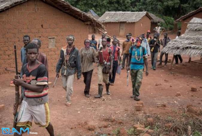 Moscow seeks UNSC's nod to supply arms to Central African Republic