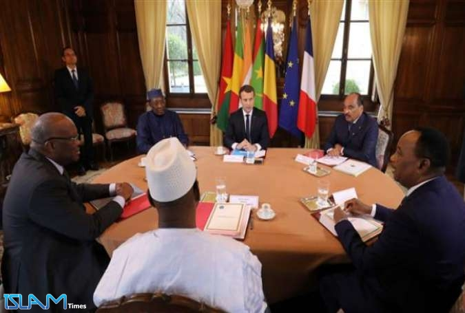 Africa, Europe to bolster Sahel anti-terror force