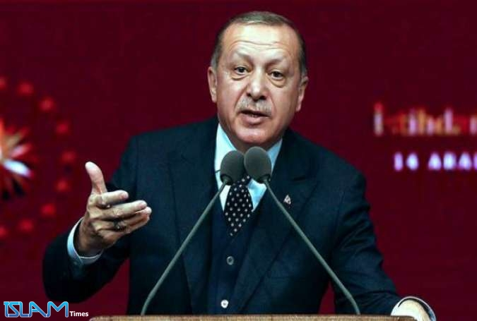 Turkey launching initiative to annul US 'disgraceful' decision on al-Quds: Erdogan