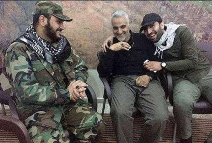 نیاز سربازان اسلام را تأمین میکنیم