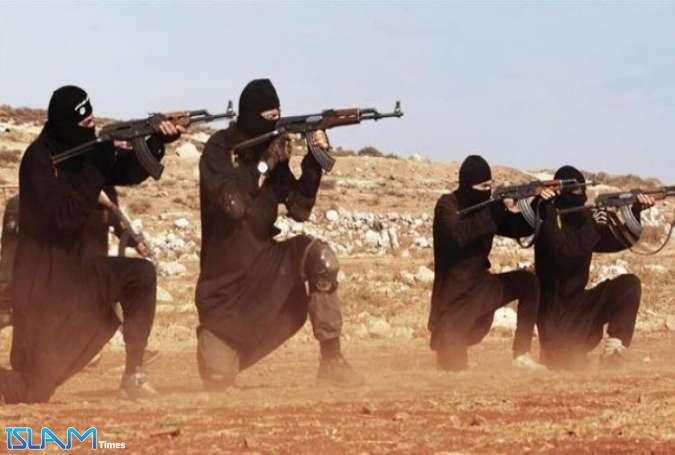 シリアで逃げる武装勢力を動員した疑いのある米国