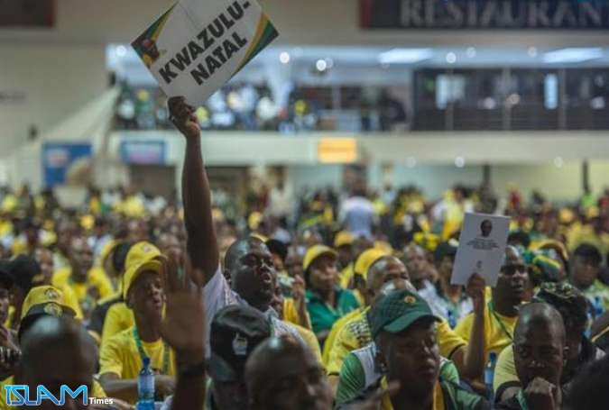 S Africa's ANC votes to elect successor for party leader Zuma