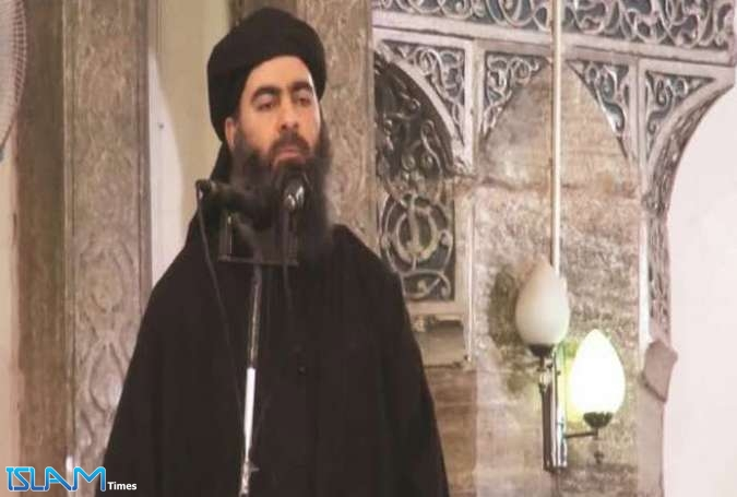 Ring Leader of ISIS Terrorist Group Abu Bakr Al-Baghdadi